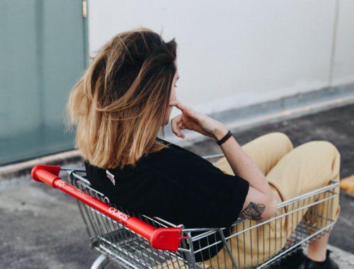 faire un lien avec le comportement d'achat