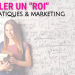 Mathematiques & marketing
