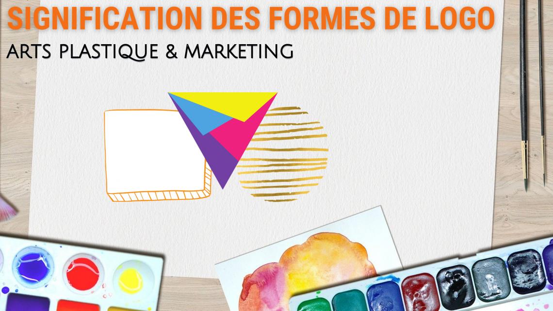 formes des logos en marketing
