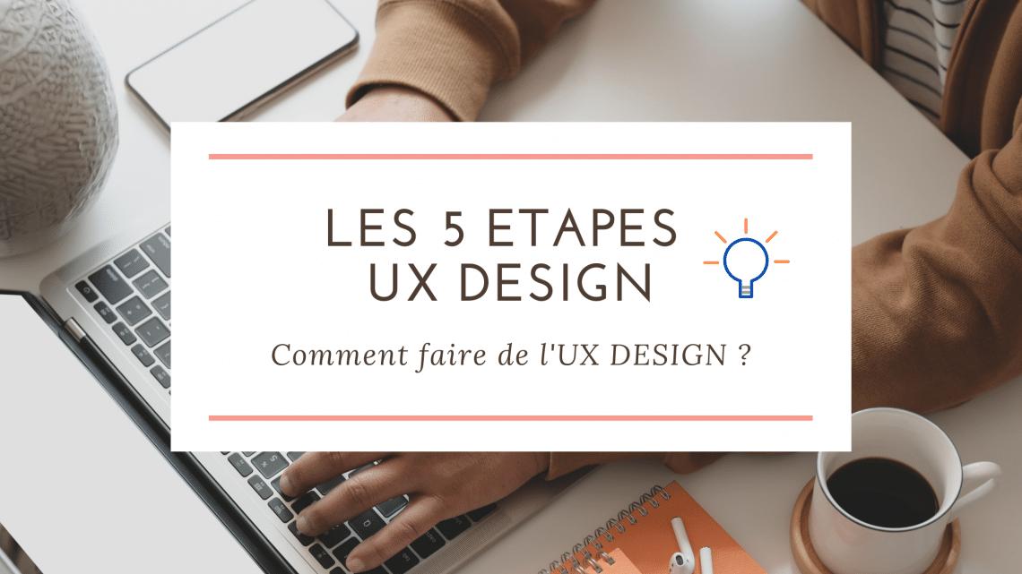 comment faire ux design