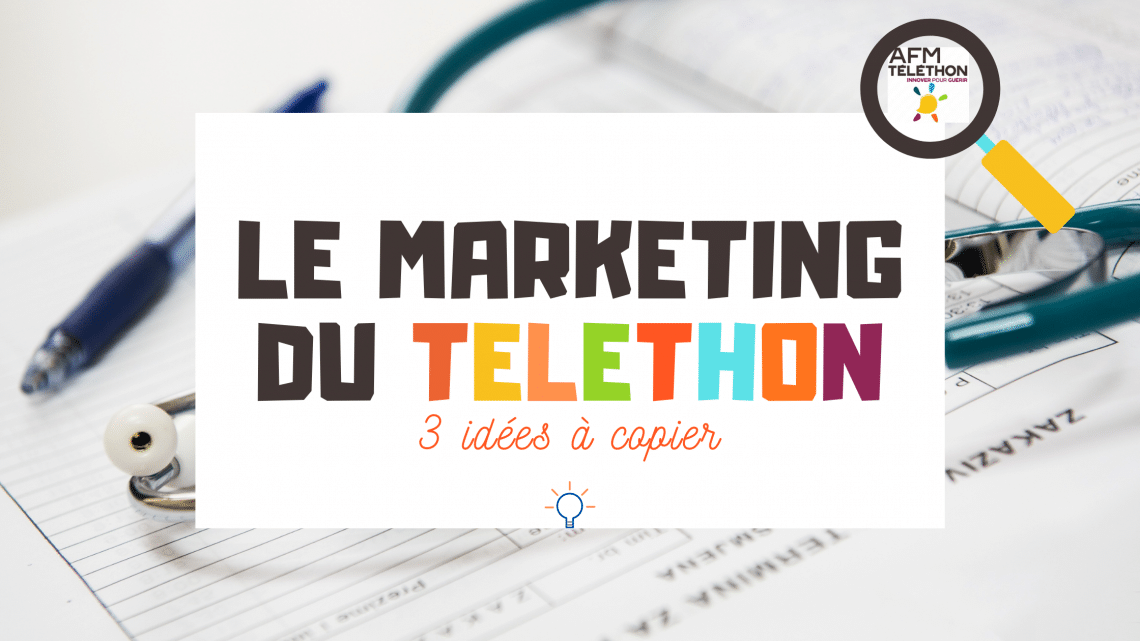 marketing-téléthon